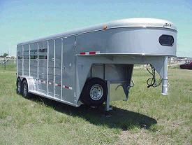 horse trailer movers